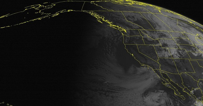 Tropical Storm Simon forms in the Pacific