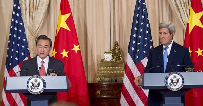China visit shows strains with US over Hong Kong