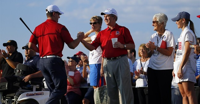 W on Jeb Bush: 'I think he wants to be president'