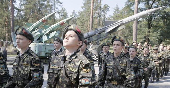 Ukraine wary of fragile peace as patriotism surges