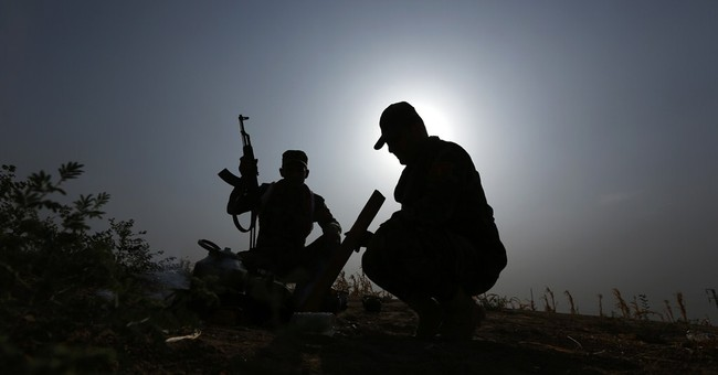 Islamic State militants attack small Iraq town