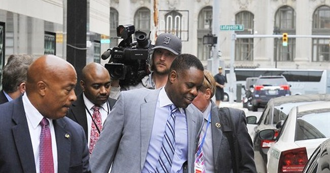 Detroit manager: Bankruptcy challenges costly