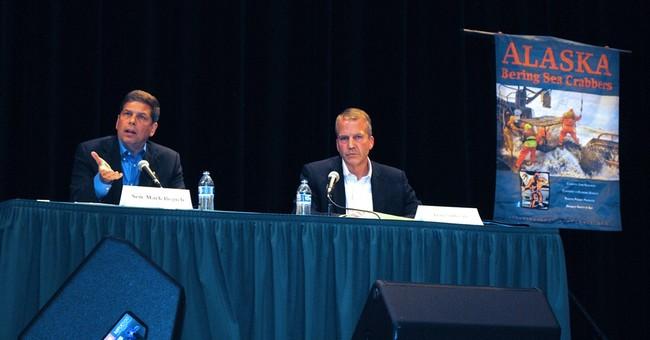 Senate hopeful grilled at Alaska fisheries debate