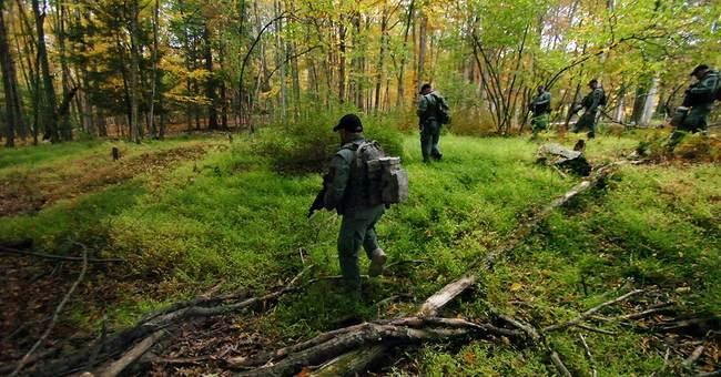 Police grab trooper ambush suspect's food supplies