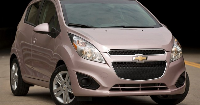 GM issues 2 more recalls for SUVs, mini cars