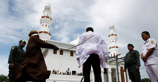 Indonesia's Aceh province canes 4 for gambling