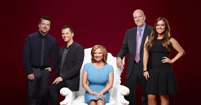 Caroline Manzo's new Bravo show all about family