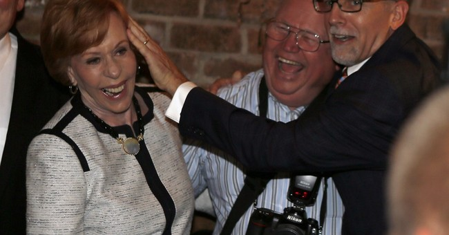 Carol Burnett gets Jimmy Stewart museum award