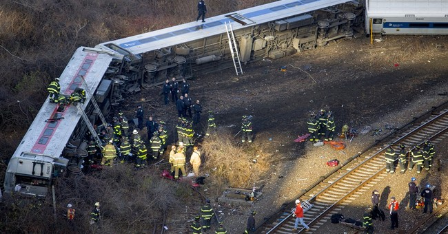 NTSB: engineer in NYC derailment had sped before