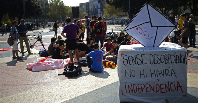 Catalans seek legal case for secession vote