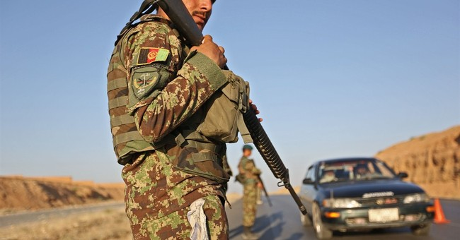 Afghan army death rate spikes 30 percent