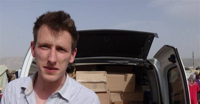Indiana aid worker's parents plead for his release