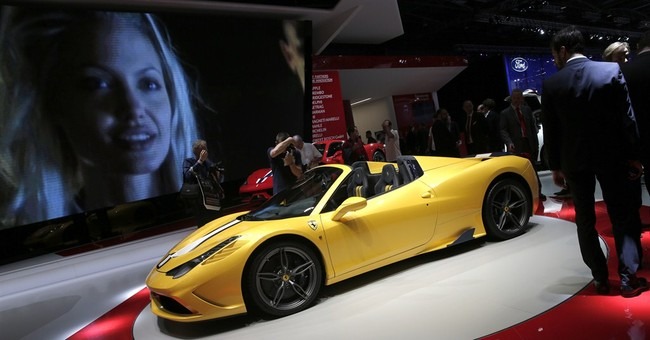 Ferrari takes top off with 458 Speciale A