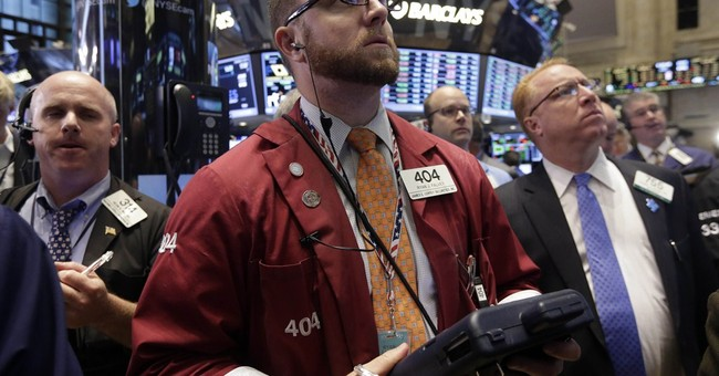 Dow jumps 200 points following surge in hiring