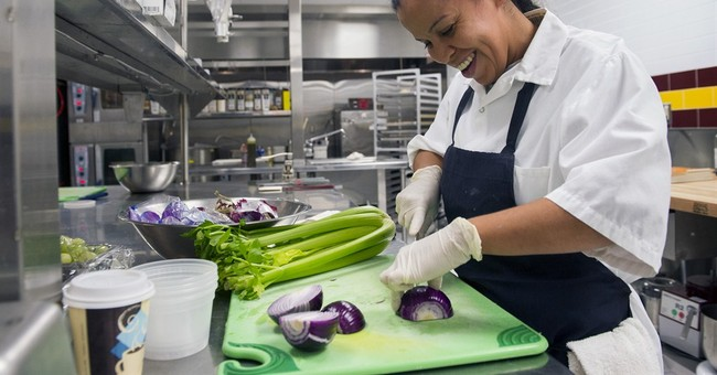 Fine-dining chef has Redskins eating healthier