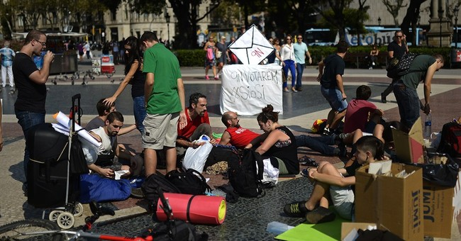 Catalans seek legal case for secession vote