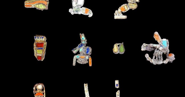 Auction of ancient Egyptian relics averted