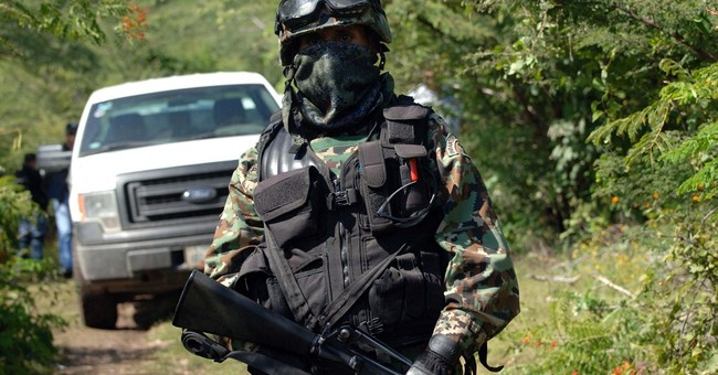 Mass grave found near Mexico town hit by violence