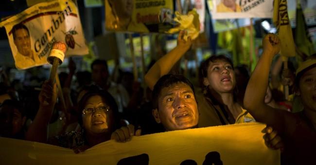 Cocaine cash is polluting Peruvian politics