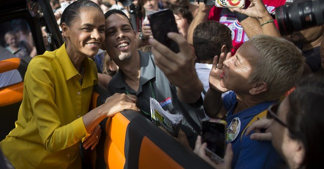 No selfies: Brazil keeps phones out of vote booths