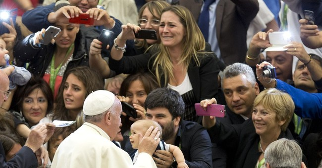 Pope seeks 'sincere, open' debate on family issues