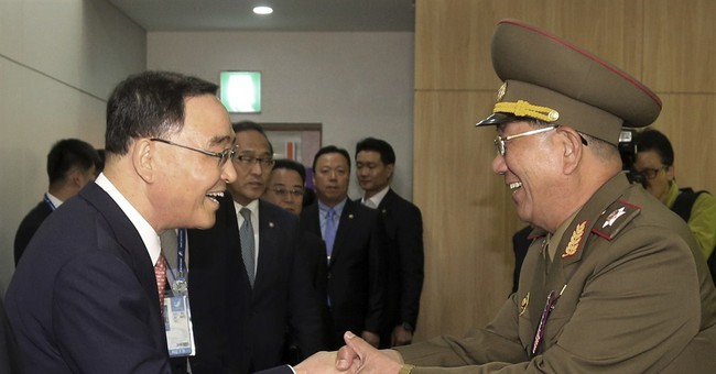 2 Koreas meet for highest level talks in 5 years