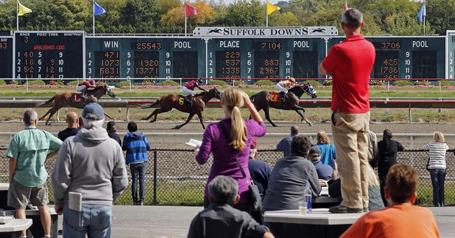 Suffolk Downs marks its final day of live races