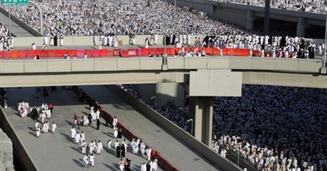Muslims celebrate Eid as hajj pilgrimage nears end