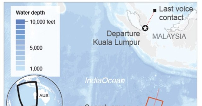With huge search area mapped, MH370 hunt resuming