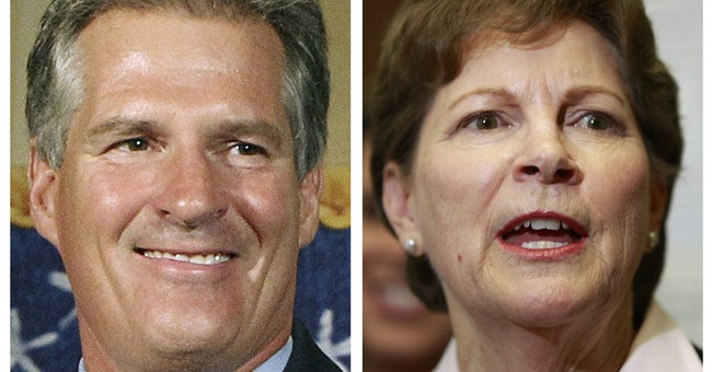 Souring on Obama is at center in NH's Senate race