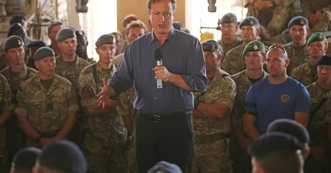 UK leader: British hostage's killers must be found