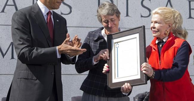 Obama dedicates memorial honoring wounded veterans