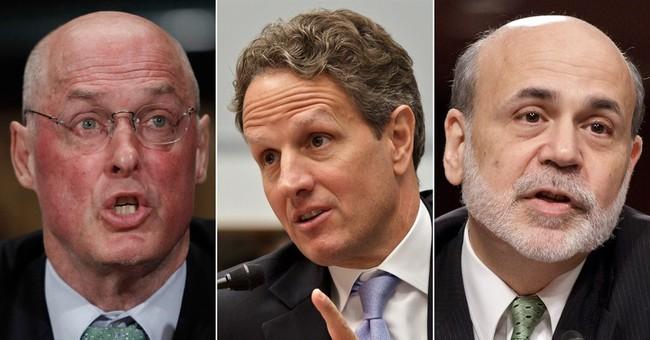 On the witness list: Paulson, Geithner, Bernanke
