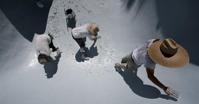 California drought worries pool industry
