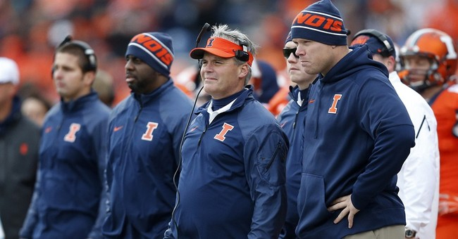 Dark mood sets in after Illini loss to Purdue