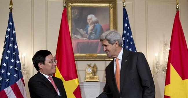 Analysis: US works on Asia ties amid Mideast focus