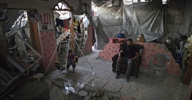 Cost to rebuild Gaza? $4 billion, political will