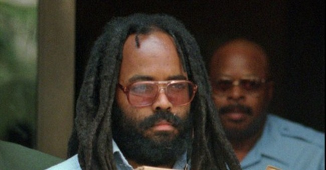 Correction: College Commencement-Mumia story