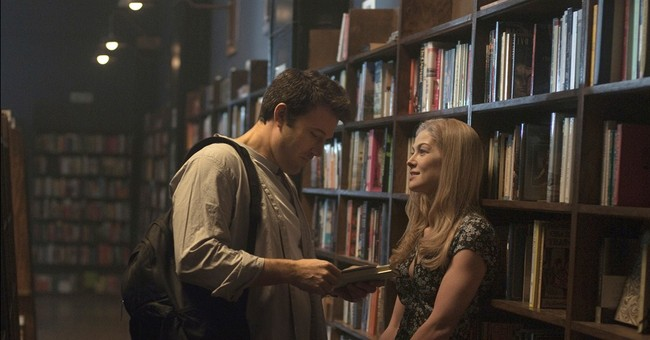 'Gone Girl,' 'Annabelle' top weekend box office