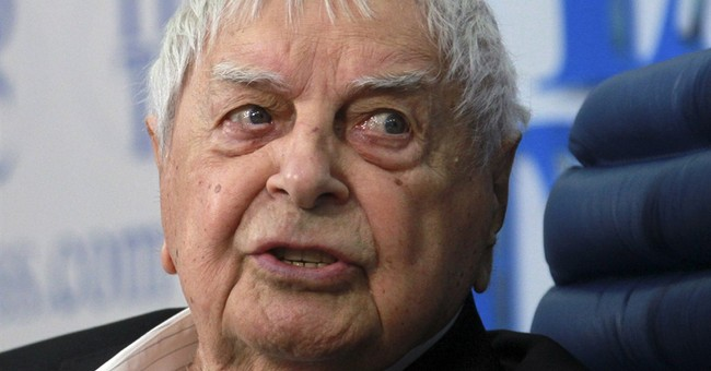 Russian theater director Lyubimov dies at 97