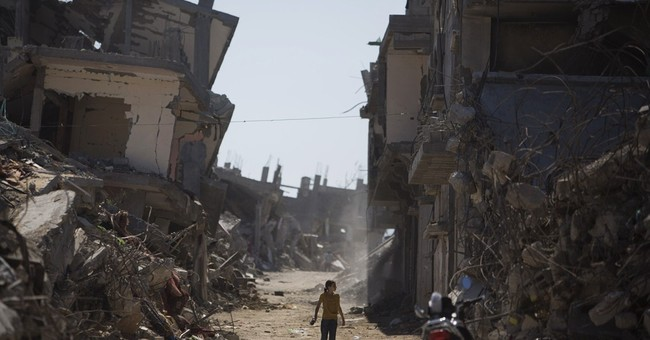 Task ahead of Palestinians after Gaza war
