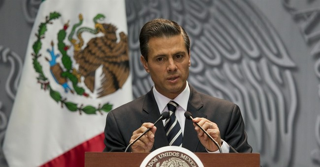 Killings force change in focus for Mexico leader