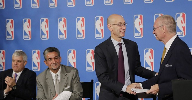 NBA extends television deals with ESPN and TNT