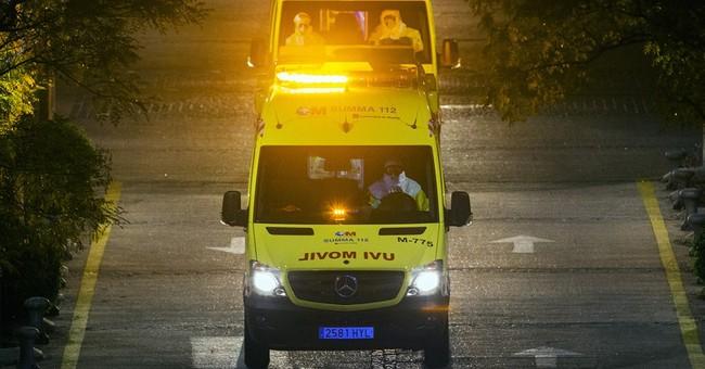 New concern worldwide as nurse in Spain gets Ebola