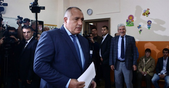 Bulgaria's center-right GERB party wins election