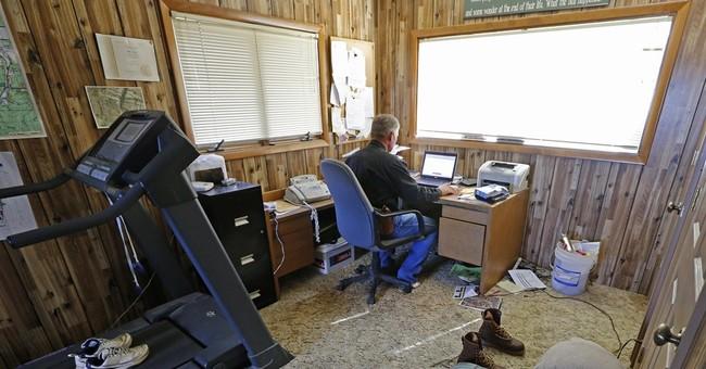 Even an Ozarks coroner gets surplus military guns