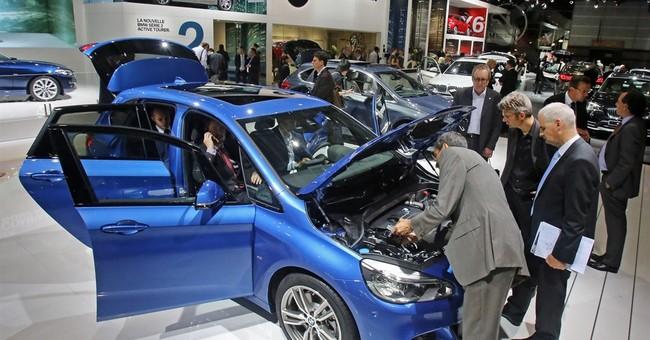 German factory orders down sharply in August