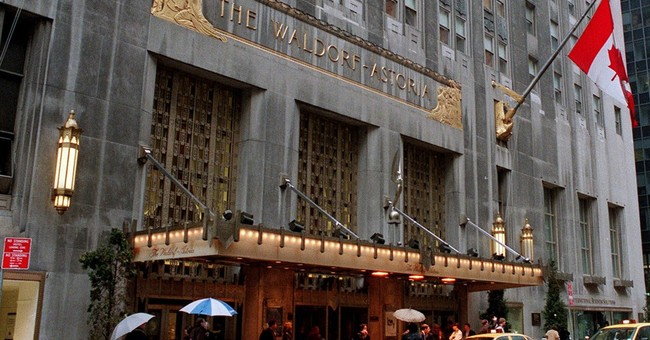 Hilton selling Waldorf Astoria New York for $1.95B