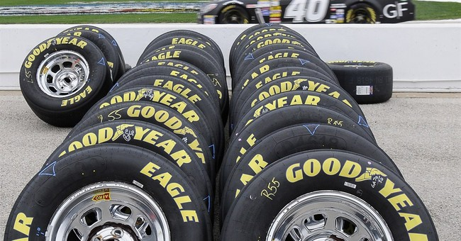 Is Goodyear to blame for Kansas tire problems?