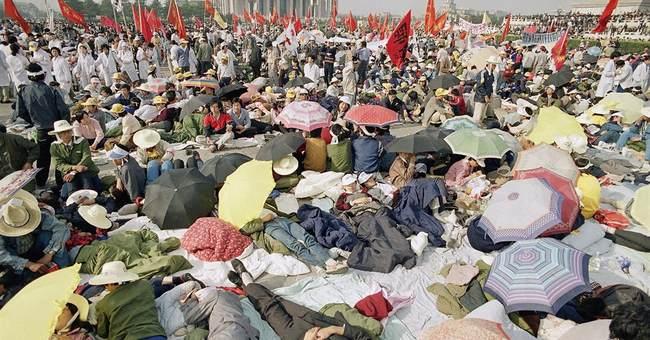 Tiananmen legacy looms over Hong Kong protests